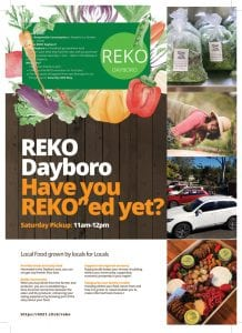 Have you Reko'ed Yet?