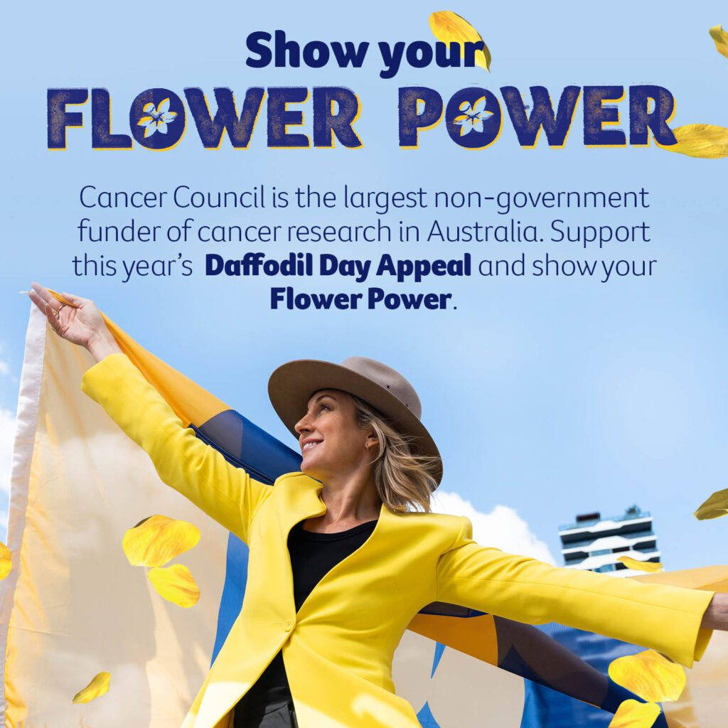 Cancer Council Daffodil Day Appeal
