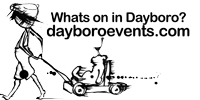 Dayboro EVents page logo